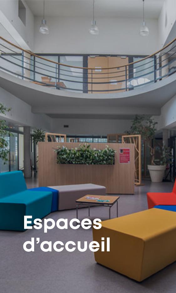 espaces d'accueil - Oyat Concept & Solutions